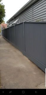 Colorbond® Fencing in Melbourne