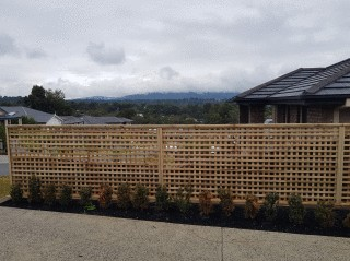 Feature Fence in Lilydale