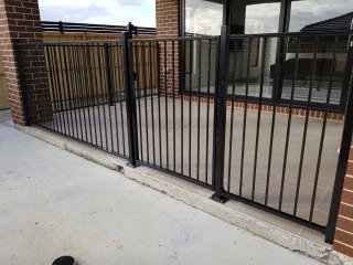 Pool Fence in Wantirna